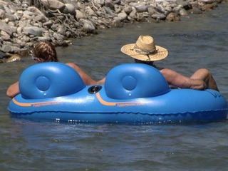 Low water levels, heat impacting recreation