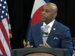 Mayor lays out affordable housing plan in speech