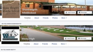 Students making fake Facebook pages for bullying