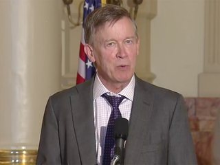 Hickenlooper signs orphan well executive order