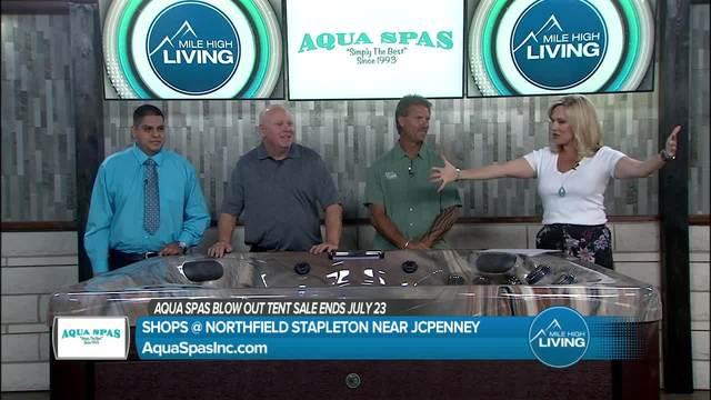 Mile High Living Aqua Spas