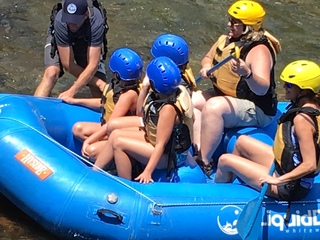 Drought leading to raft industry partial refunds