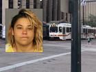 Two stabbed on Denver train