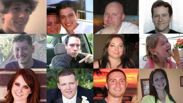 Aurorastrong Remembering The 12 Victims Killed In The Aurora Theater Shooting 6 Years Later