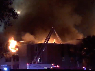 2 killed in overnight Westminster apartment fire