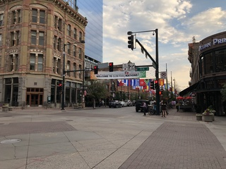 Saving money by moving away from downtown