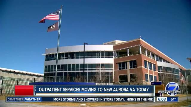 Outpatient services move to new VA hospital in Aurora