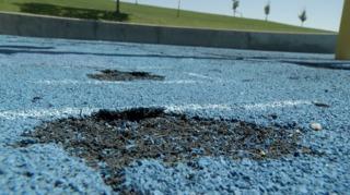 Holes spark concerns at Thornton park