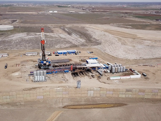 State finds issue at Extraction drill site