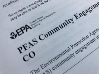 EPA urged to control firefighting foam pollution