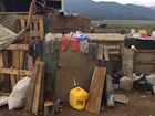 Evidence at NM compound under review