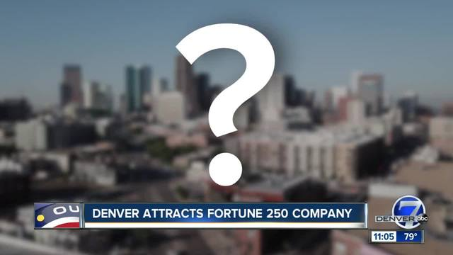 Mystery Fortune 250 company could move to Denver- state approves -27M in…