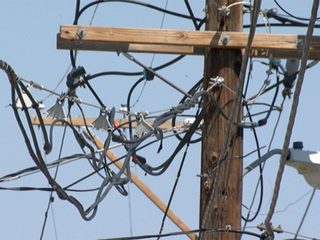 Denver neighborhood experiences multiple outages