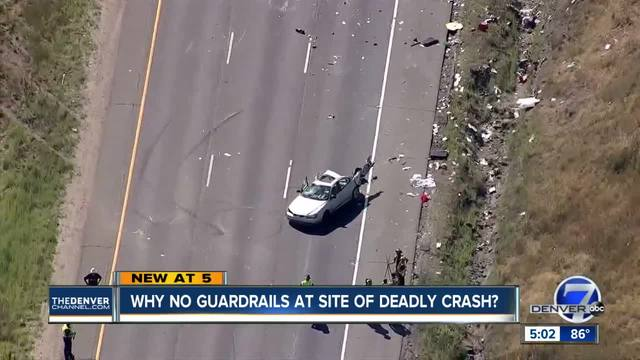 Charges possible for mother of 2-year-old killed in I-70 crash- CDOT…