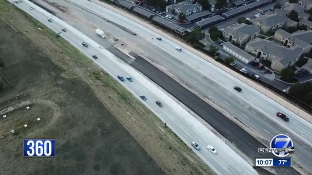 Highlands Ranch residents feeling traffic pain as C-470 expansion…