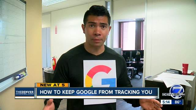 AP Exclusive- Google tracks your movements- like it or not