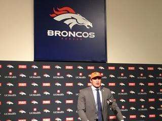 Rape case against Broncos' Gotsis dropped