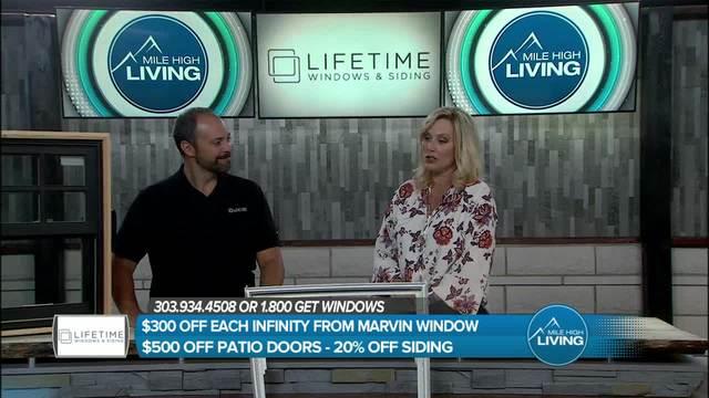 Lifetime Windows -amp- Siding