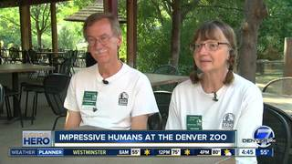 Retired aerospace engineers help at Denver Zoo