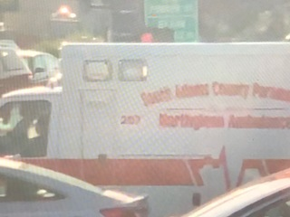 EMTs accused of ignoring call searched for scene