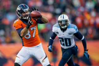 Former Bronco Eric Decker retires from NFL