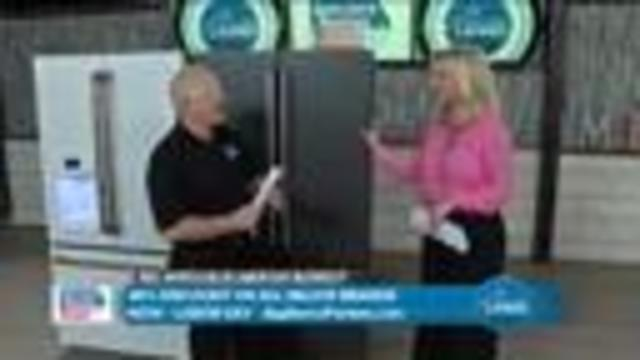 The Regions Largest Appliance and Mattress Store Has Unbeatable Deals…