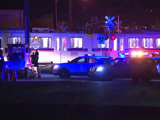 Person struck, killed by H Line light rail train