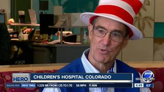 Man learns magic to entertain kids at hospital