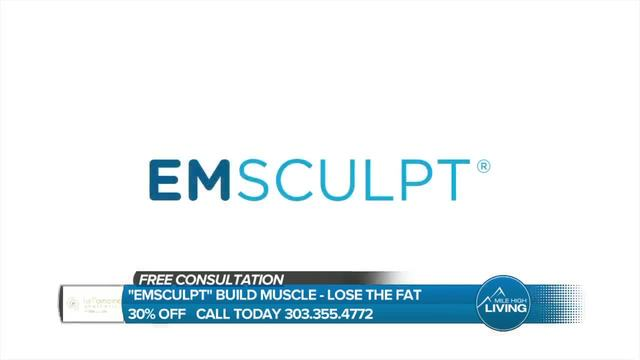 Build Muscle and Lose Fat with Emsculpt by La Fontaine Aesthetics