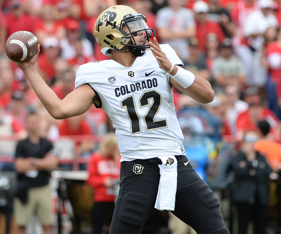 Montez's Late TD Pass Ruins Frost Debut, Gives CU 33-28