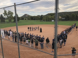 Softball tournament supports CO deputy families