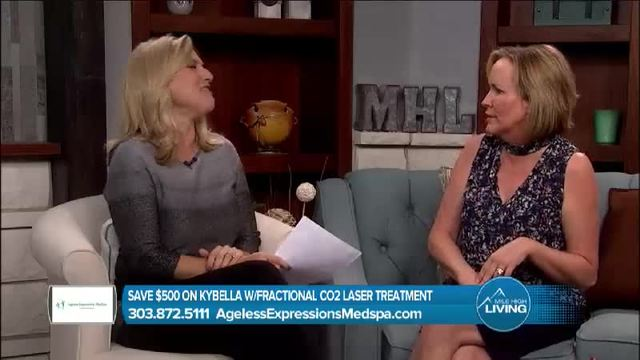 Kybella Treatment with Ageless Expressions