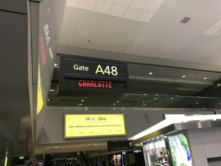 NC passengers take early flights out of Denver