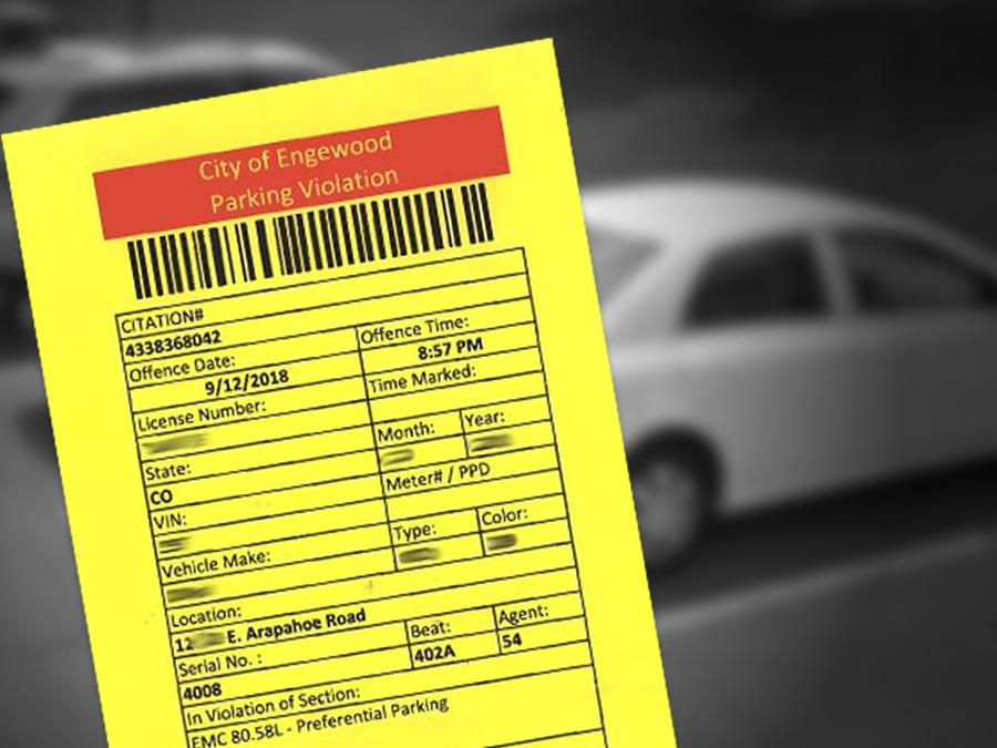 Look closely this fake parking ticket showed up on a car in look closely this fake parking ticket showed up on a car in centennial denver7 thedenverchannel altavistaventures Choice Image