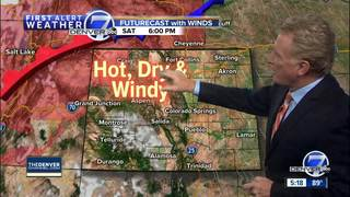 More record heat for Denver