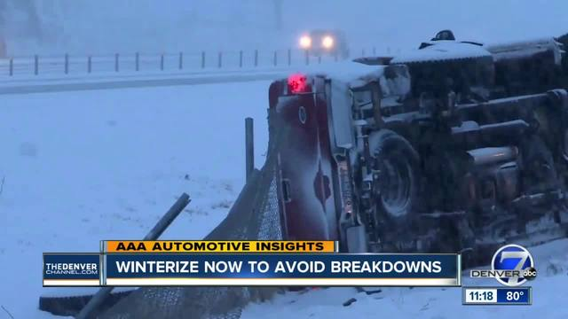 Winterizing Your Vehicle to Prepare for Cold Weather