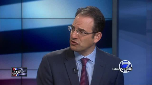 Phil Weiser talks to Tony Kovaleski about being Colorado-s next Attorney General