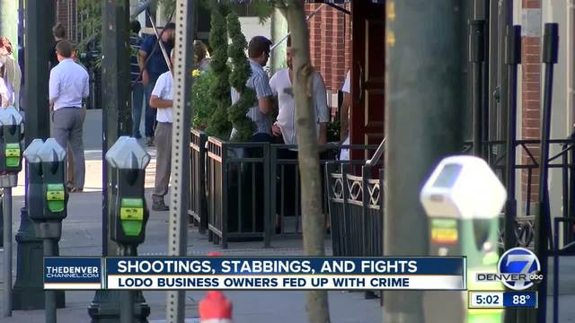 -Its a major issue-- Market Street business owners sick of violence and crime