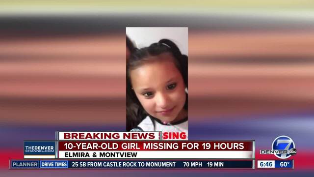 Aurora police search for missing 10-year-old Daniela Ruano-Morales