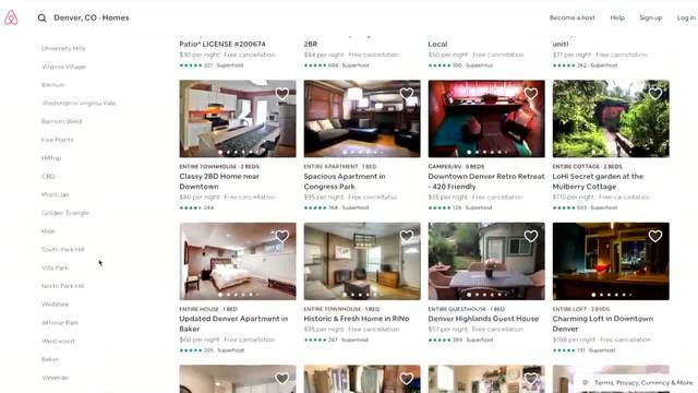 Airbnb under scrutiny in Colorado- But is it fair-