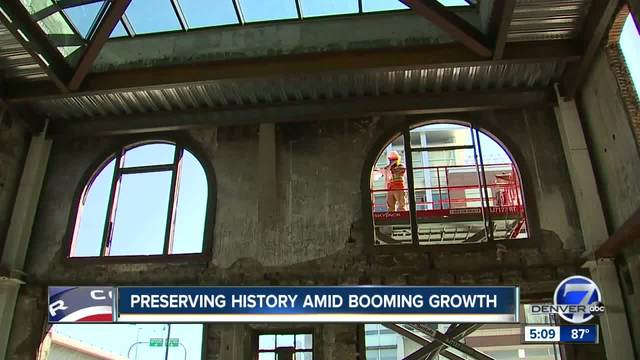 Our Colorado- Old meets new in LoDo hotel project