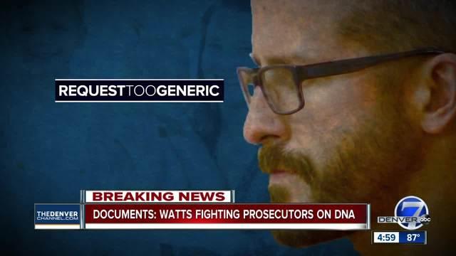 Chris Watts case- Prosecutors ask judge to block release of autopsies…
