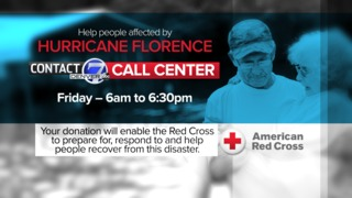 Contact7: Donate to hurricane relief on Friday