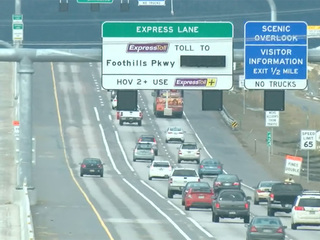 CDOT defends express lanes in new projects