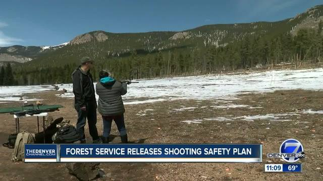 Draft proposal reveals restrictions on recreational shooting in Arapaho-…