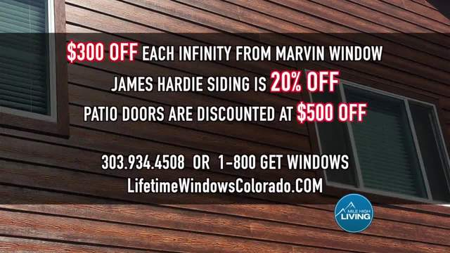 Energy Efficient Windows with Lifetime Windows and Siding
