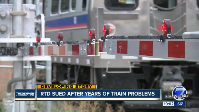 Denver Transit Partners- operator of troubled A-Line train- sues RTD for…