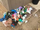Kenosha Pass Campground hit with a lot of trash