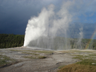 Greeley man accused of getting near Old Faithful