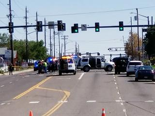 PD: Driver of stolen motorcycle dies in crash